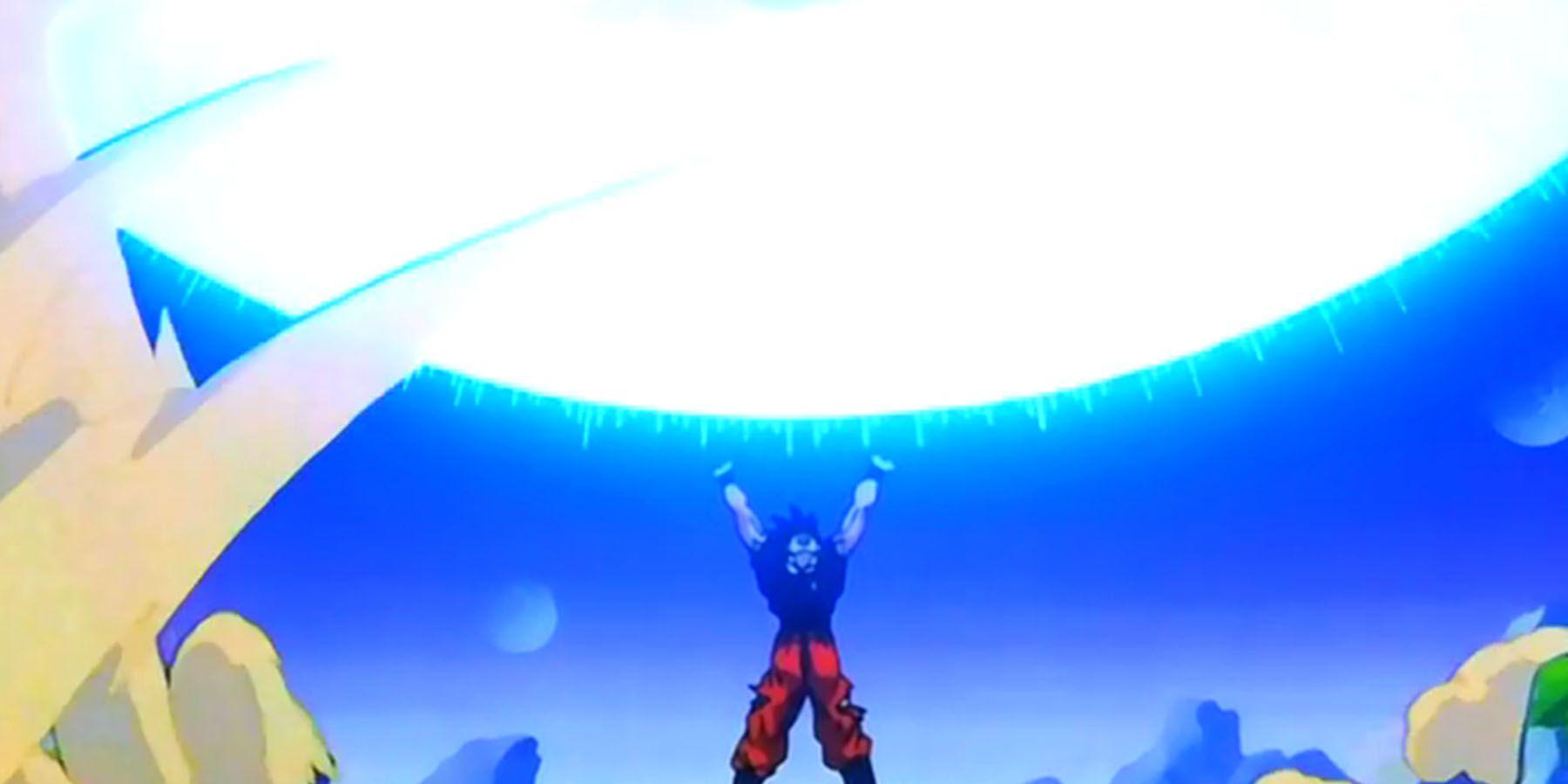 Dragon Ball: All the Times the Spirit Bomb Has Failed