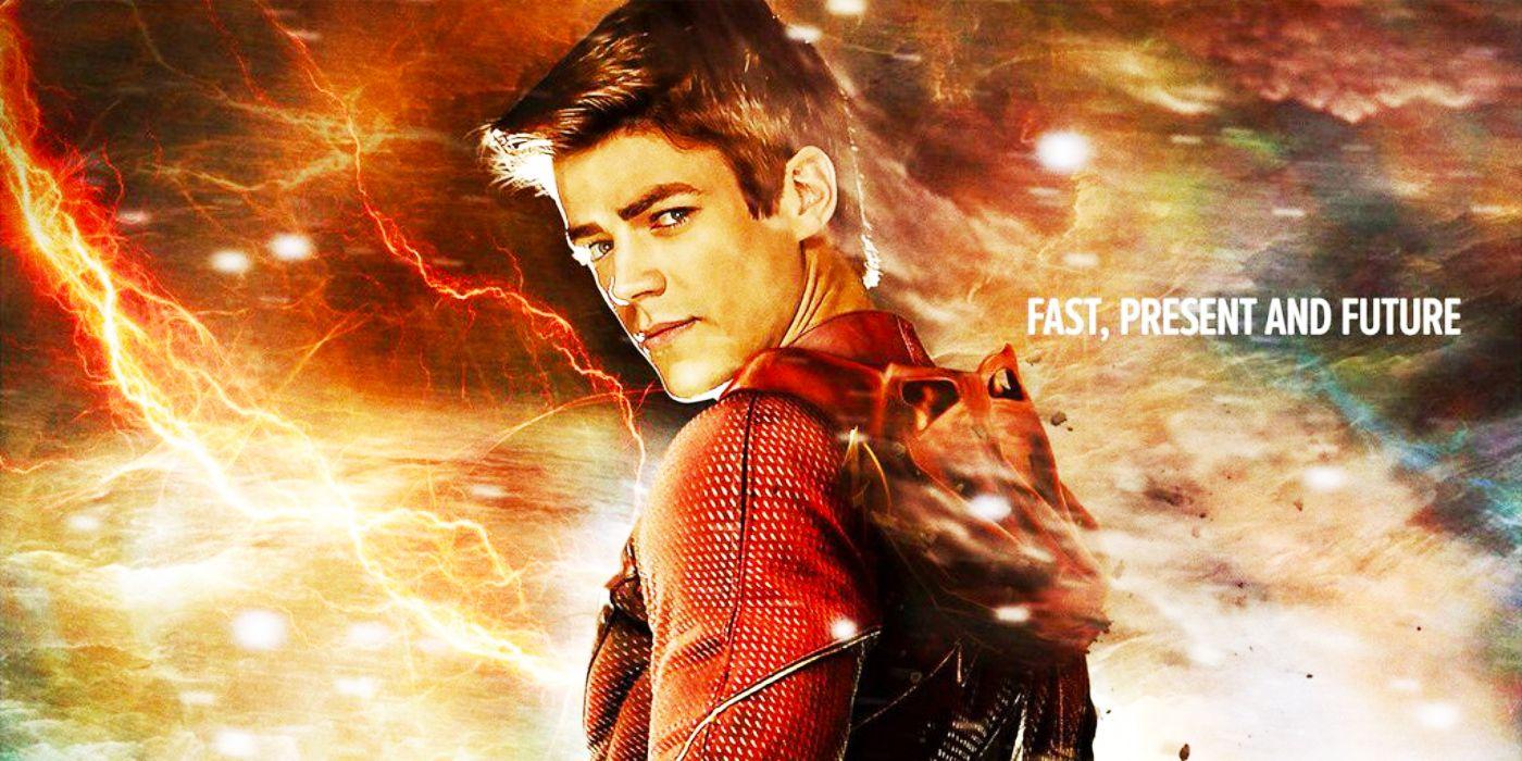 The Flash S4 Set Pic Debuts New Costume  CBR