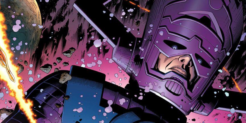 Marvel Villain: Galactus