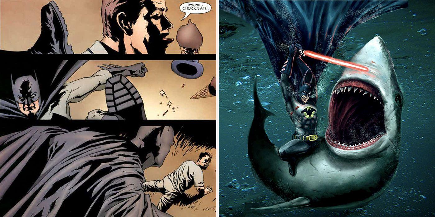 Savage Batman Memes | CBR