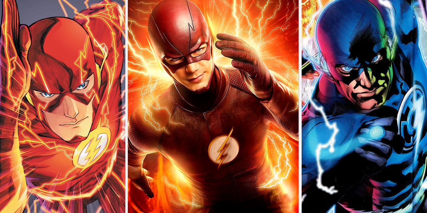 Ranking 15 Flash Costumes From Worst To Best | CBR