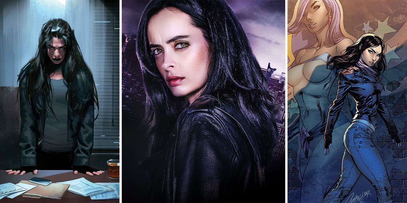Things You Never Knew About Jessica Jones | CBR