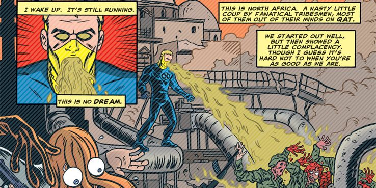 The 15 Most Disgusting Super Powers Ever   CBR