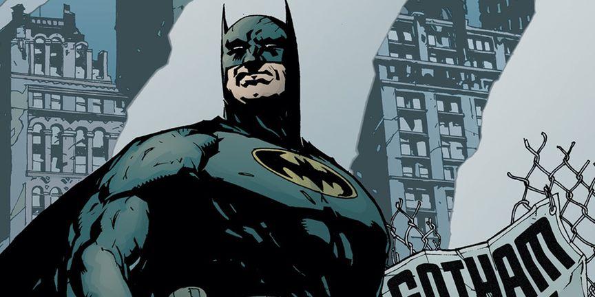 Simple Batman