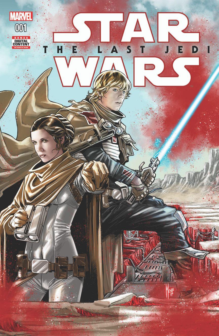 Комикс-приквел к фильму «Звездные Войны: Последние Джедаи»