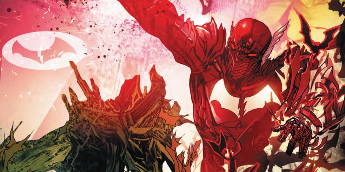DC's Dark Nights One-Shot Reveals Origin of Batman: The Red Death