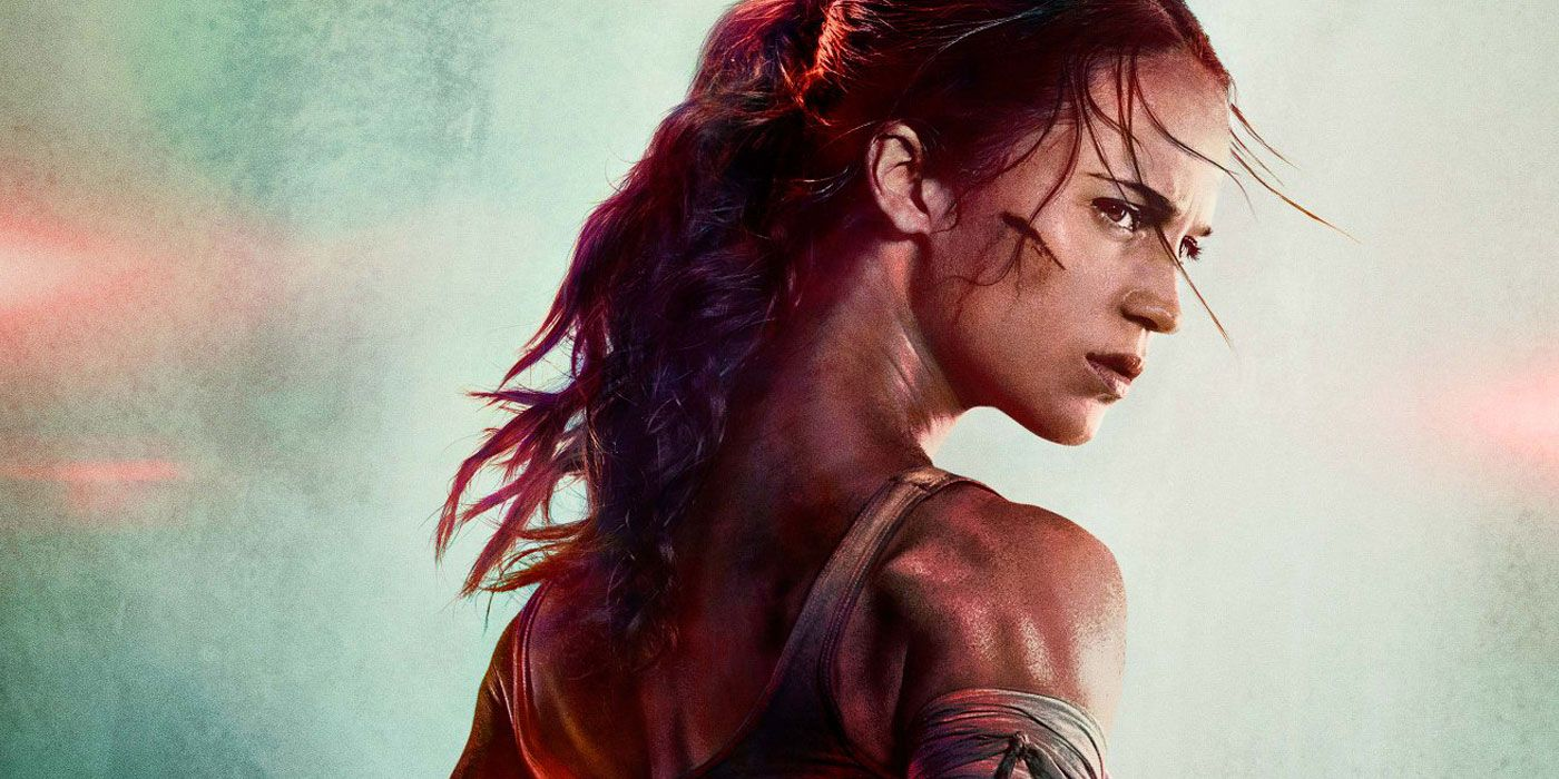 Rumor Lara Croft Sequel Will Adapt Shadow Of The Tomb Raider