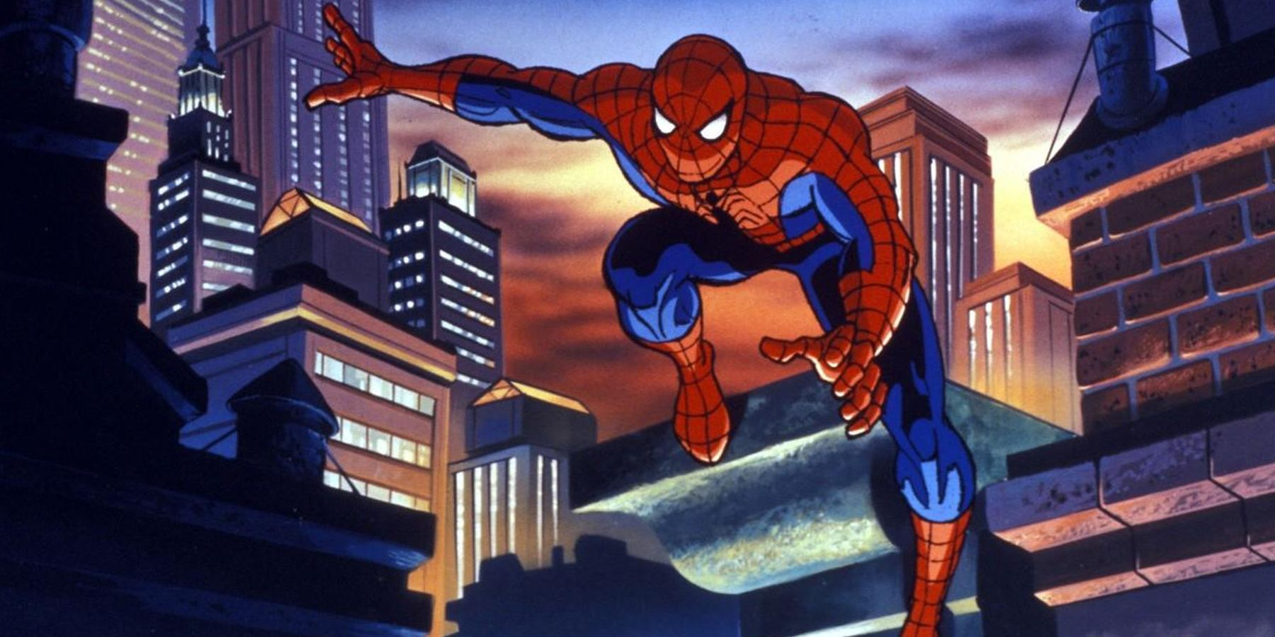Spider-Man: The Animated Series Casts Themselves in the MCU | CBR