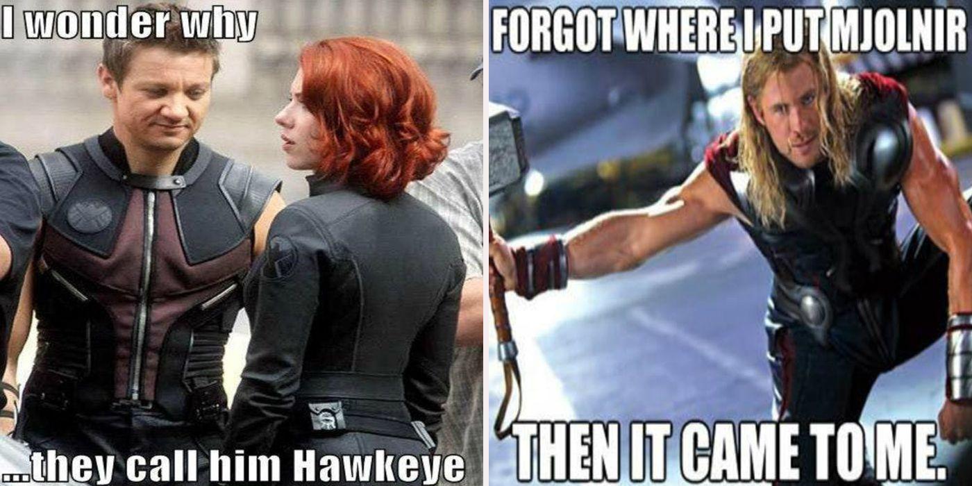 15 Funniest Avengers Memes Cbr