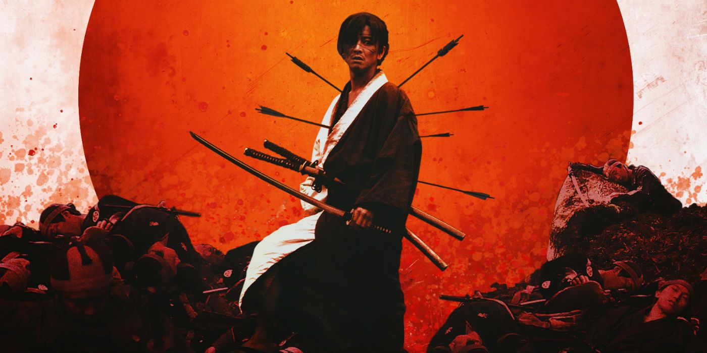 Blade Of The Immortal Alternate Movie Poster  Cbr-2009