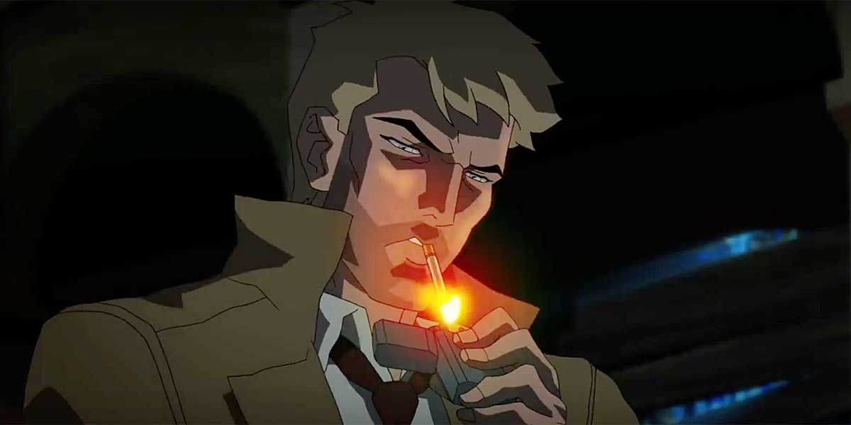 Constantine Animated Series Will Be 'Darker' Than Live-Action Show