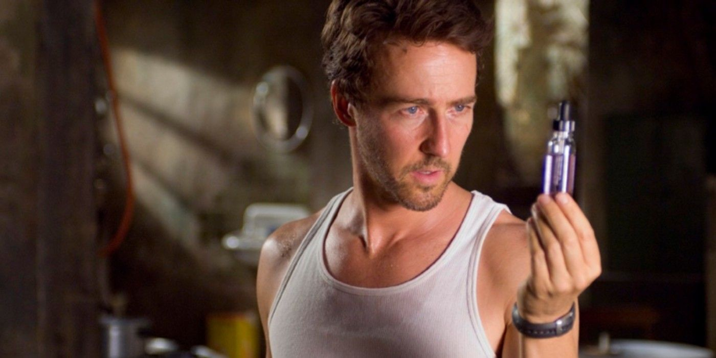 Former Hulk Edward Norton Has Thoughts About Making An MCU Return