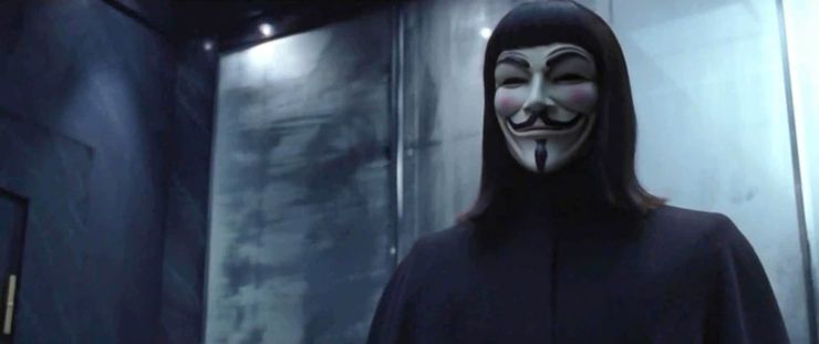 Facts You Never Knew About The V For Vendetta Movie Cbr