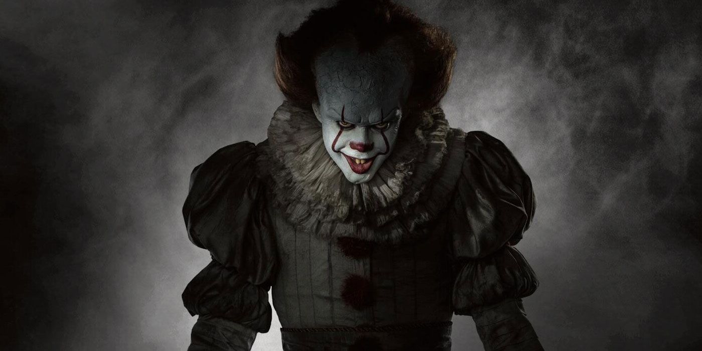 It: Chapter Two Teaser Poster Signals Pennywise's Return
