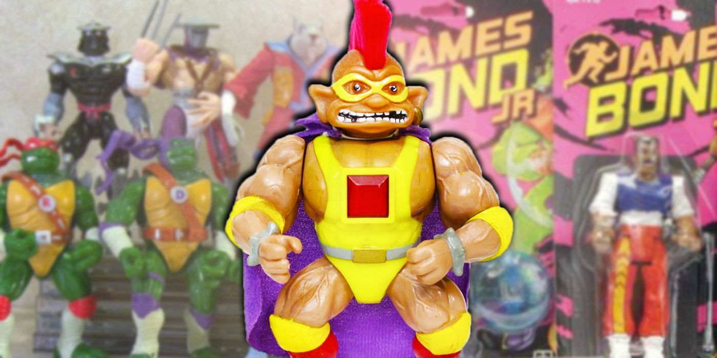 Forgotten Toy Lines From The 90s Cbr