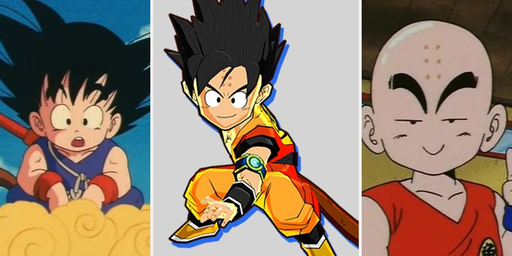 Crazy Dragon Ball Fusions From The Video Games | CBR