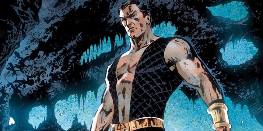 Namor, one of the villain after Thanos