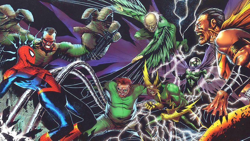 Sinister Six team