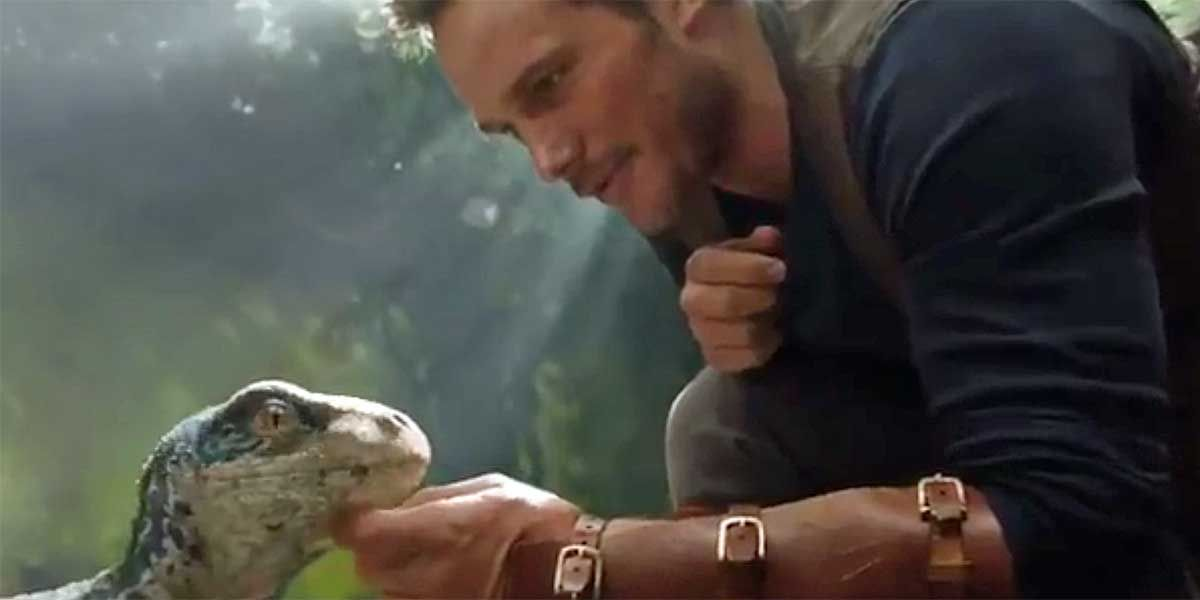 Jurassic World 3: Trevorrow Teases Next Film With Adorable Baby Dino