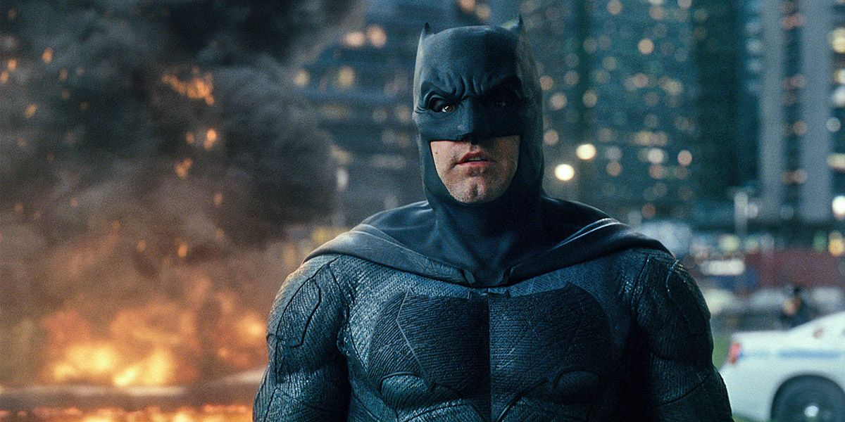 Ben Affleck Still Wants to Direct a Batman Solo Film | CBR