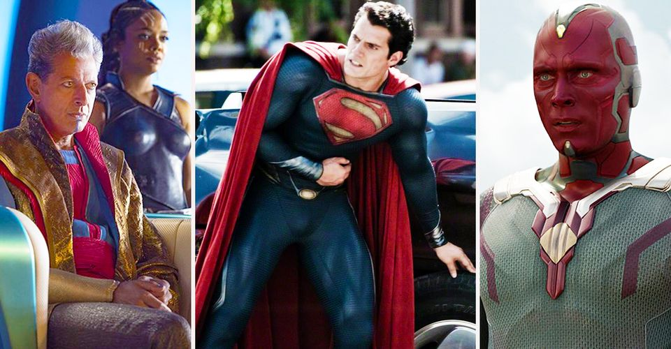 Mcu Characters Who Would Demolish The Dceu Superman Cbr