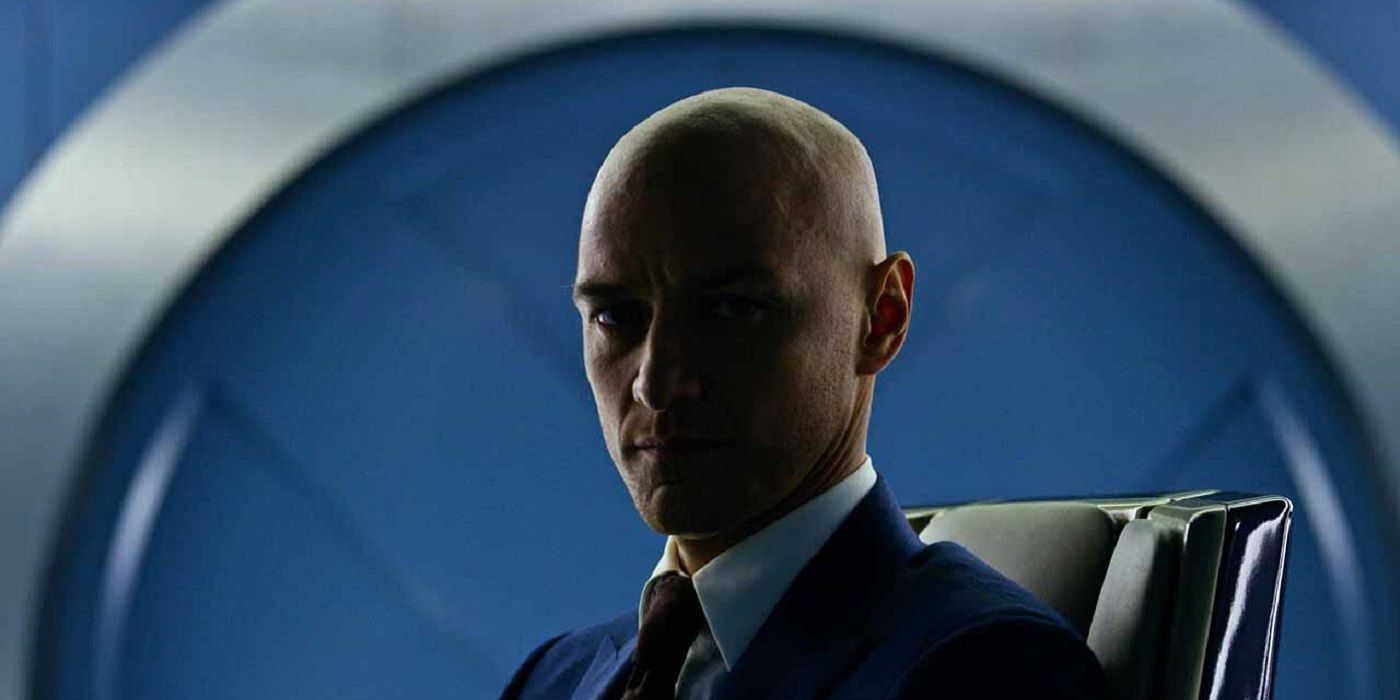 Movie Legends: Did James McAvoy Go Bald for the Wrong X-Men Movie?