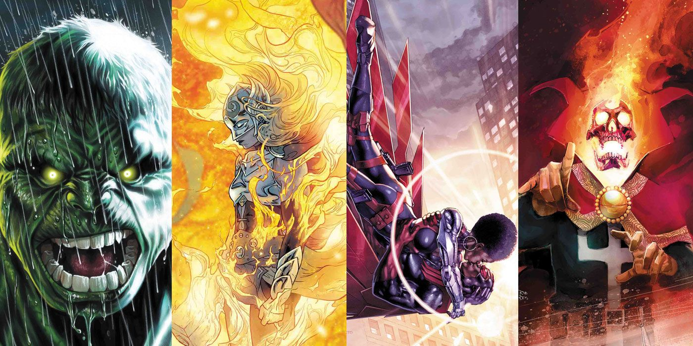 Marvel Comics Solicitations For March 2018 Cbr
