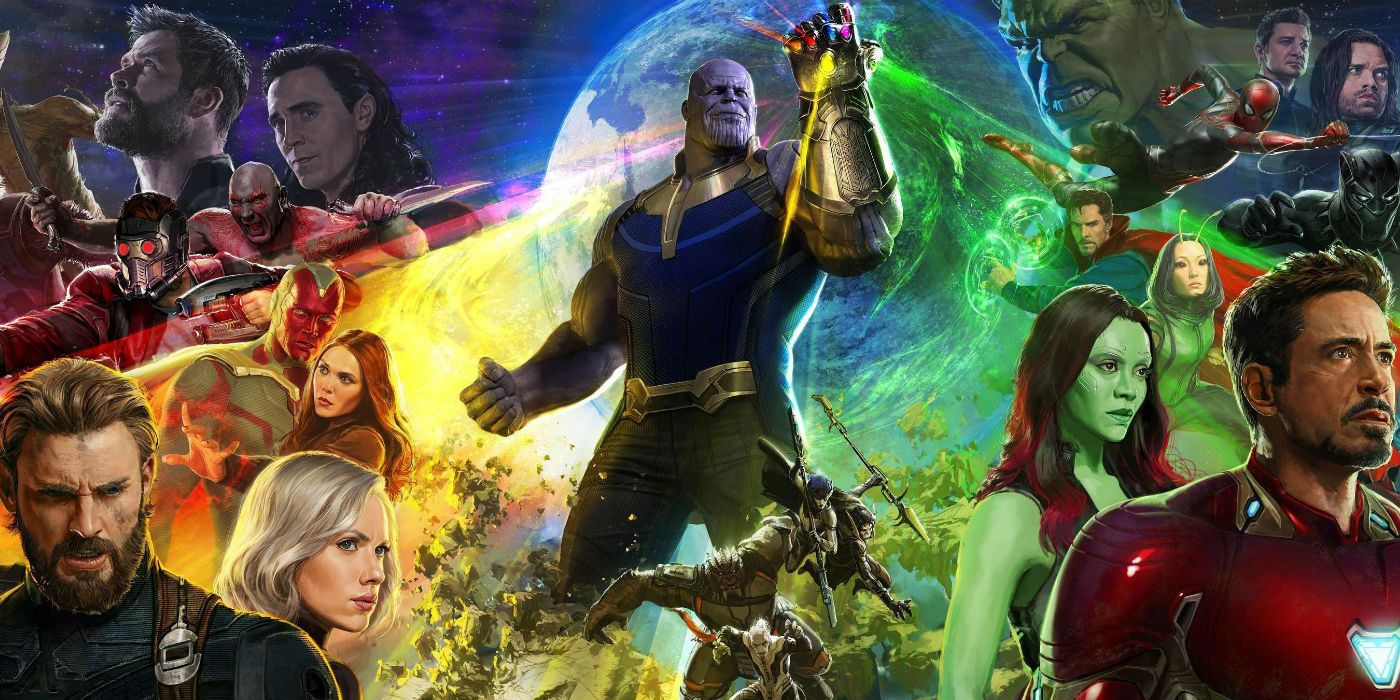Avengers Infinity War Character Posters Released Cbr