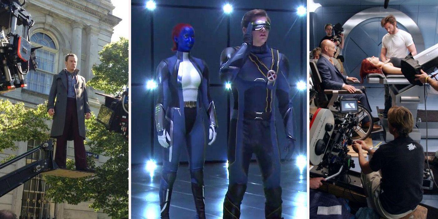 BTS Secrets From The X-Men Movies | CBR