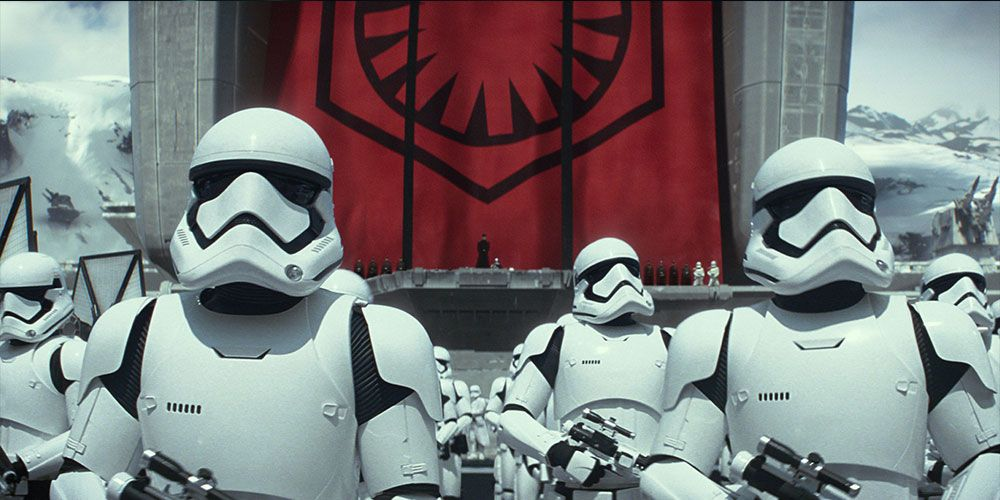 Star Wars: The Mandalorian Will Touch on The First Order's Origin