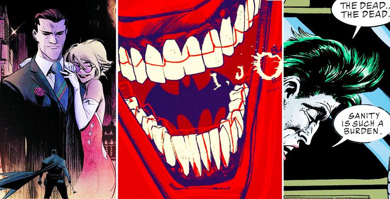 Times The Joker Went Sane   CBR