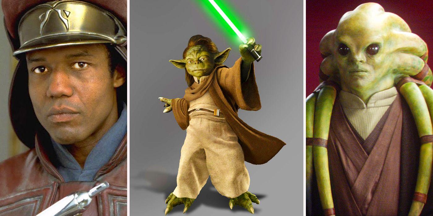 Forgotten Star Wars Characters   CBR