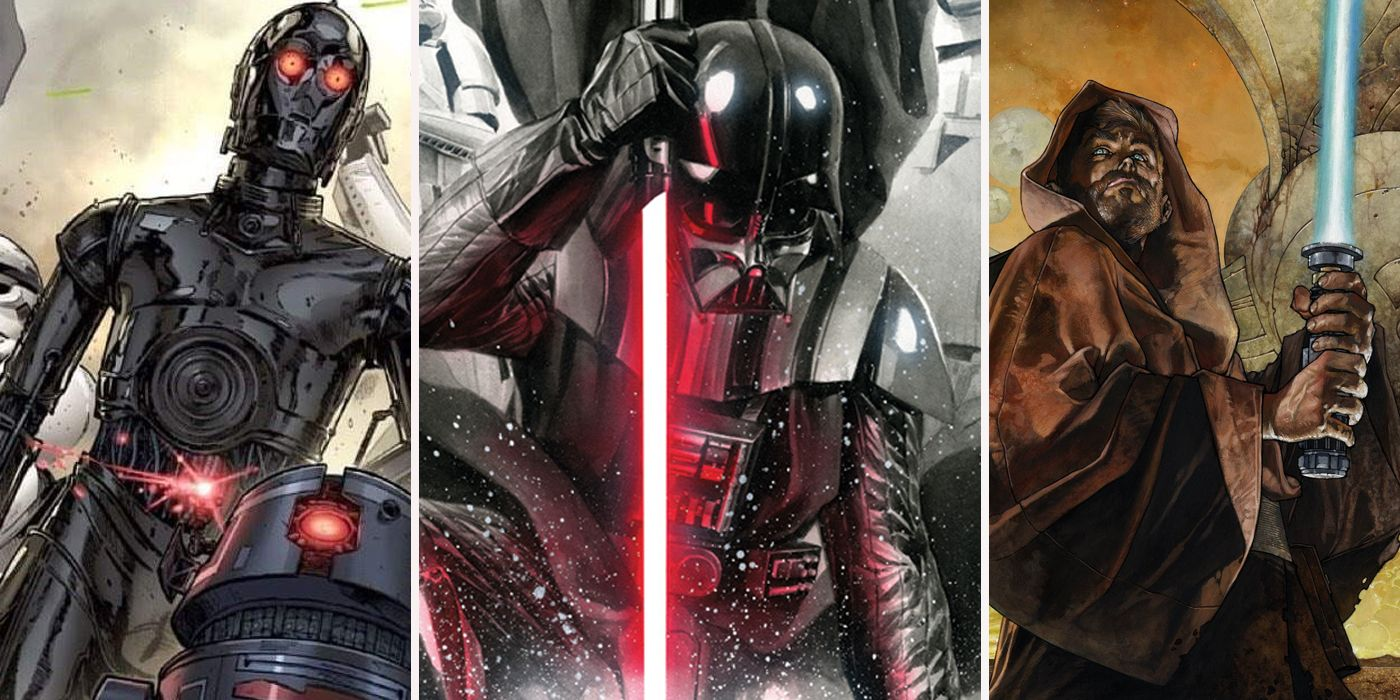 The Best And Worst Moments From Marvel's Star Wars | CBR