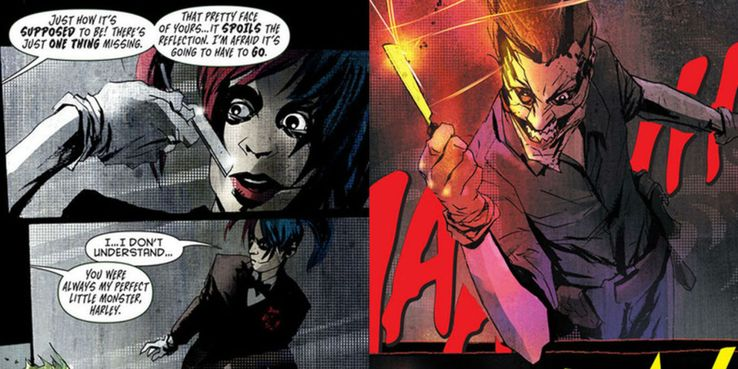 The Worst Things The Joker Has Done To Harley Quinn   CBR