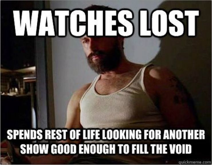 Hilarious Lost Memes Cbr