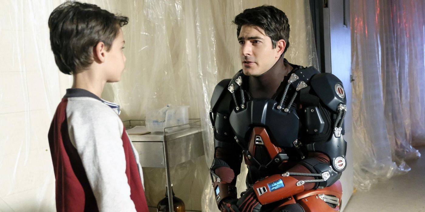 Brandon Routh Still Doesn't Want to Leave Legends of Tomorrow