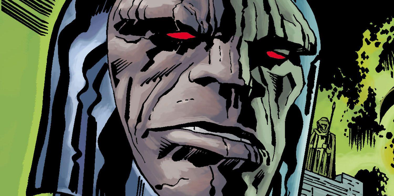 Justice League: Snyder Cut's Darkseid Actor Thanks Fans | CBR