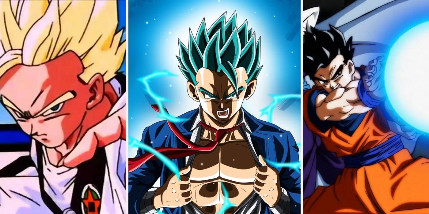7bef7c69bd9 Things Gohan Can Do That Goku Can t