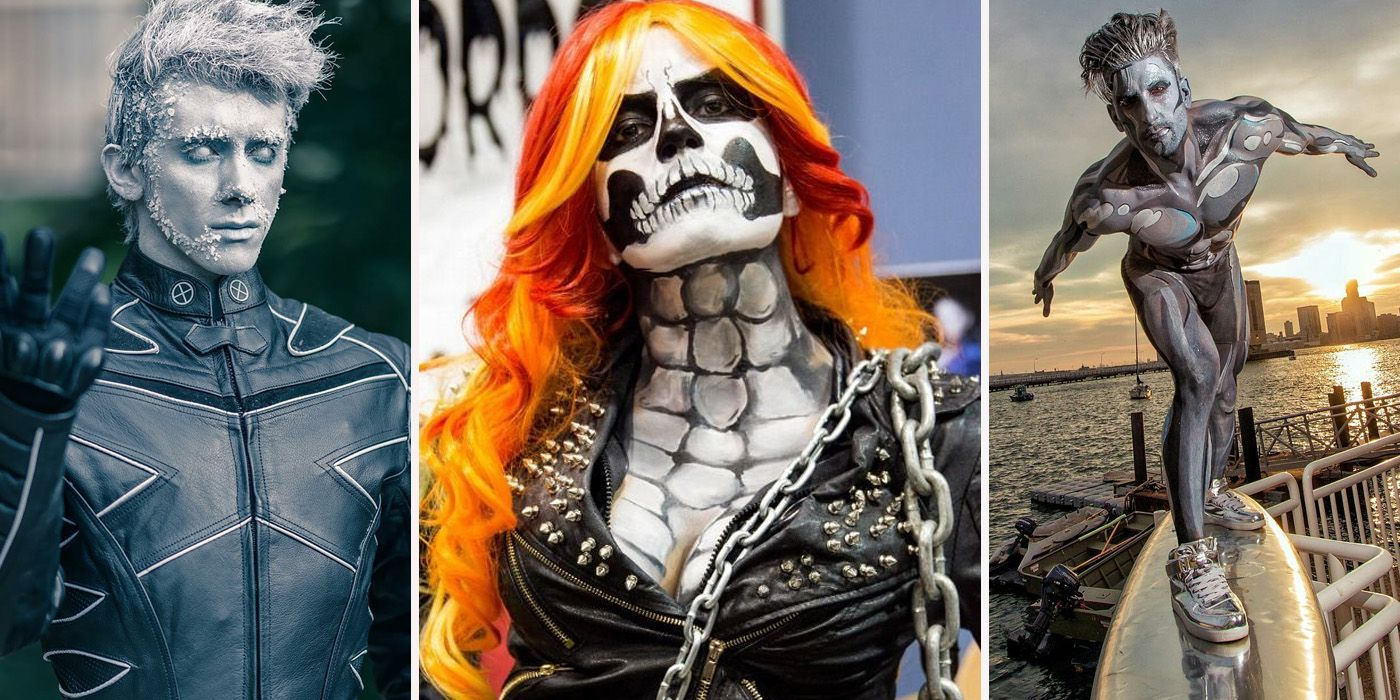 Marvel Characters Who Are Impossible To Cosplay | CBR