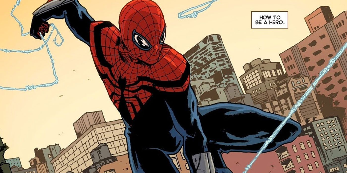 Sorry, superior spider man very