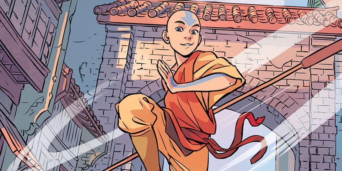 Avatar: The Last Airbender - Imbalance Reveals a Surprising Origin