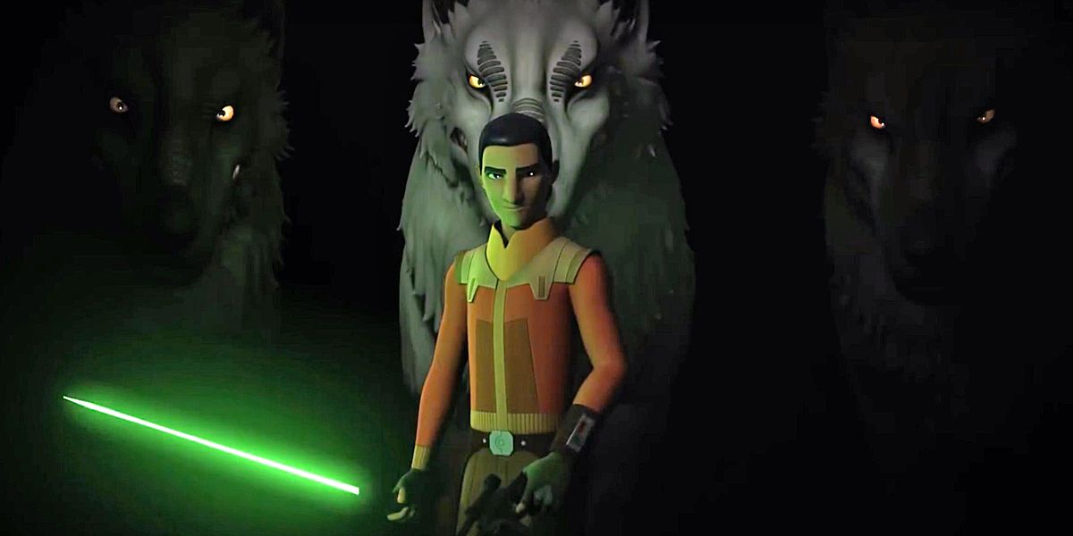 Star Wars Rebels' Time Travel Won't Affect the Rest of the Franchise