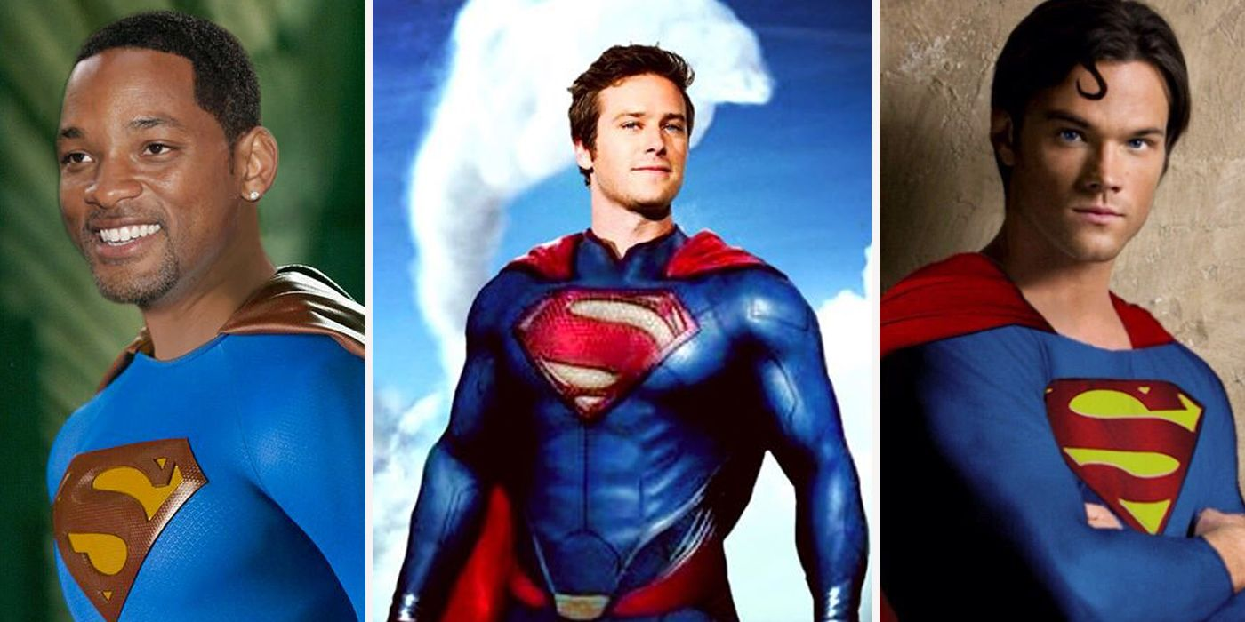 8 Superman Casting Rumors Better Than What We Got And 7 That Are So Much Worse