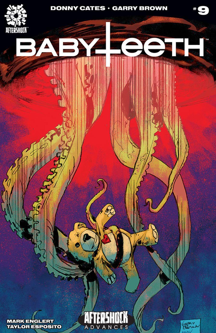 EXCLUSIVE: Babyteeth #9 by Donny Cates & Garry Brown   CBR