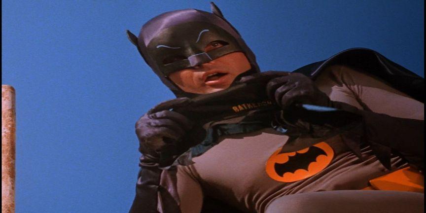 Batman's Hankie