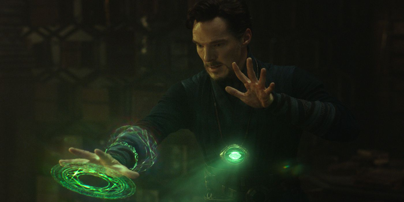 Doctor Strange Director Saved Eye of Agamotto From Wildfire