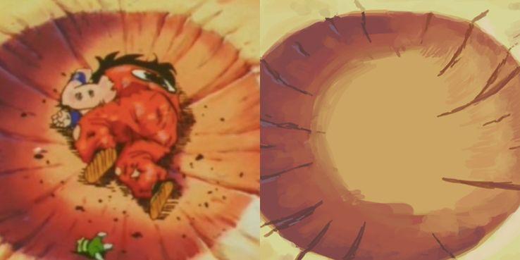 những cảnh bị Kim đồng cắt trong dragon ball