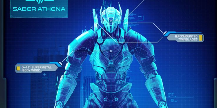 Pacific Rim Uprising Guide To The New Jaegers Cbr