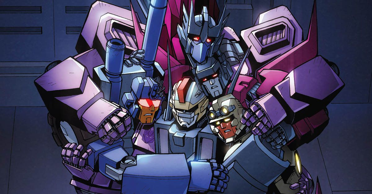 The Transformers Can Get Pregnant Now | CBR