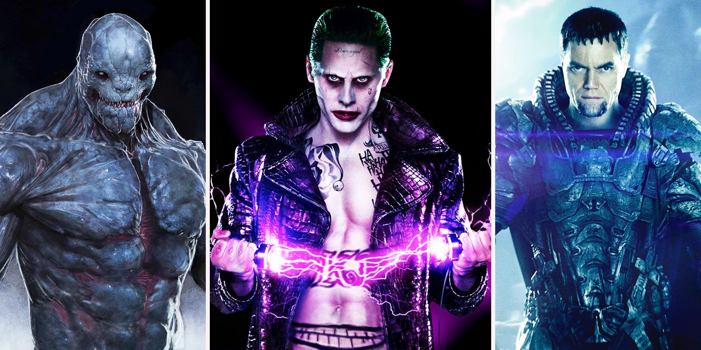 8 Villains The Dceu Nailed And 7 That Were Badly Written Cbr
